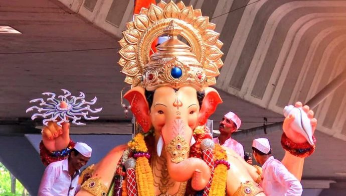 Lalbaughcha Raja Ganesh Chaturthi 2019