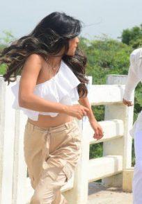 Ravi Dubey and Nia Sharma in a still from Jamai Raja 2.0 Pondicherry shoot