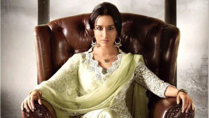 Shraddha Kapoor as young Haseena Parkar