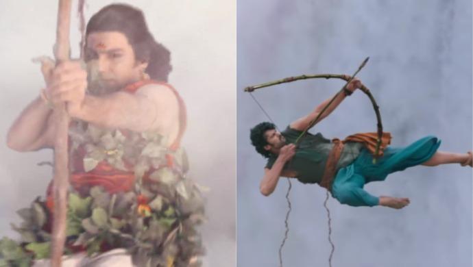 Paramavatar Shri Krishna and Baahubali