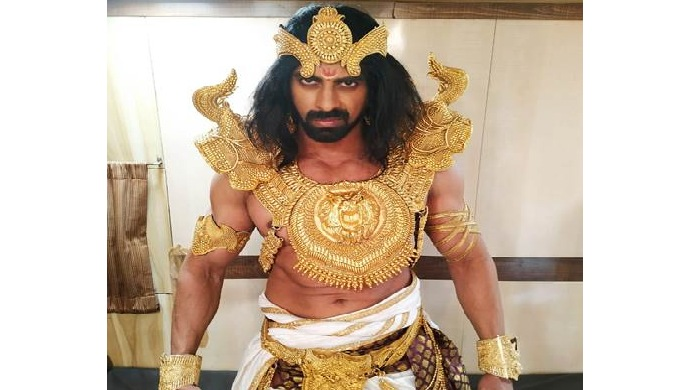 Rahul Rana as Dushasan