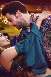 Rajkummar Rao and Mouni Roy in a still from Odhani