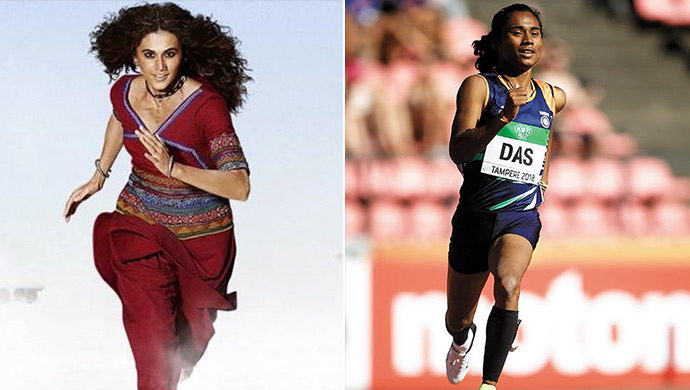 Rashmi rocket and Hima Das biopic