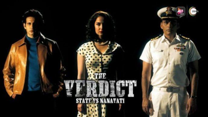 The Verdict-State vs Nanavati poster