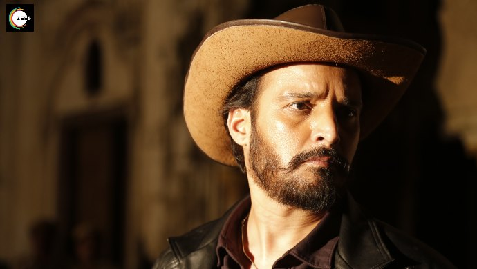 Jimmy Sheirgill in a still from Rangbaaz 2