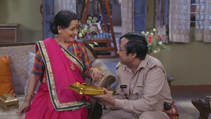 A still from Happu Ki Ultan Paltan