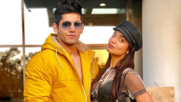 Divya Agarwal with Varun Sood