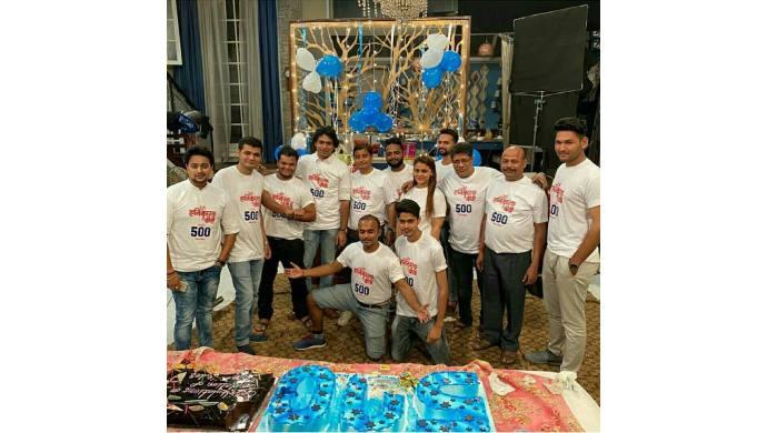 Meri Hanikarak Biwi Celebration 500 Episode