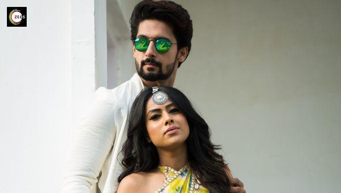 Nia Sharma - Ravi Dubey shoot for Rubaru