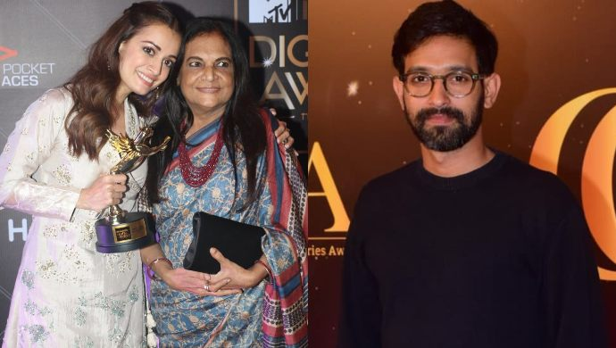 Dia Mirza and Vikrant Massey