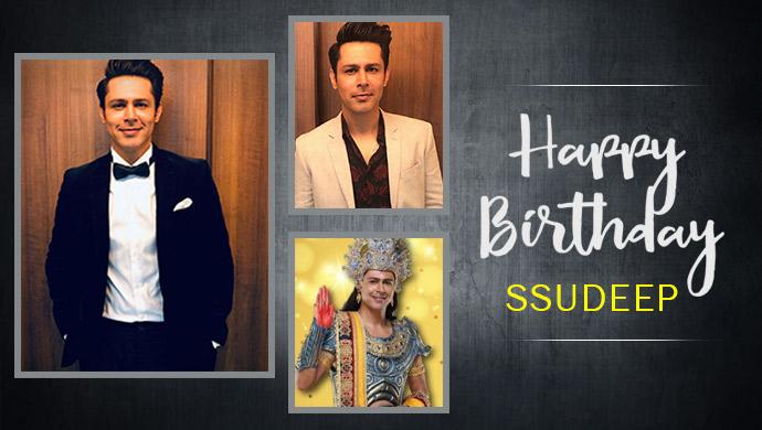 Ssudeep Sahir Birthday