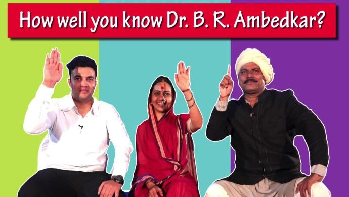 The cast of Ek Mahanayak Dr BR Ambedkar Take a Quiz