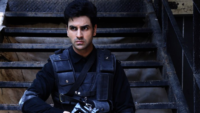 Vivek Dahiya as Rohit Bagga in State of Siege_ 26_11