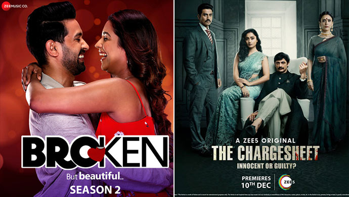 Broken But Beautiful and The Chargesheet