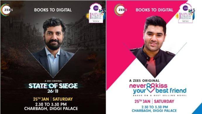 ZEE JaipurLitFest 2020