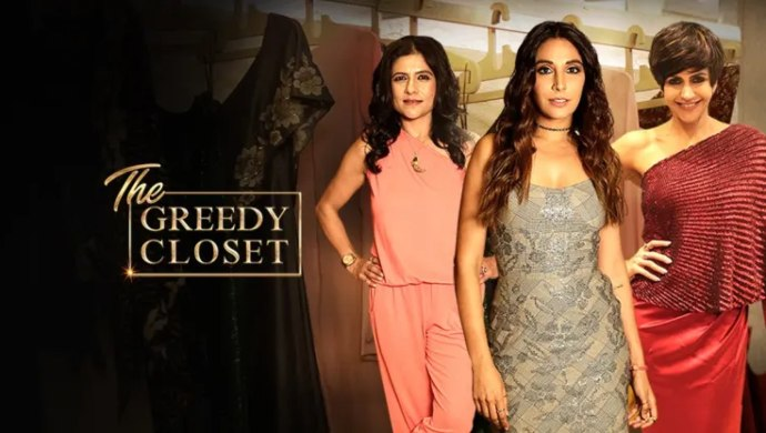 Mandira Bedi on The Greedy Closet