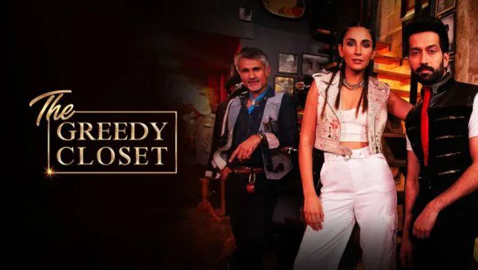 Nakuul Mehta on The Greedy Closet