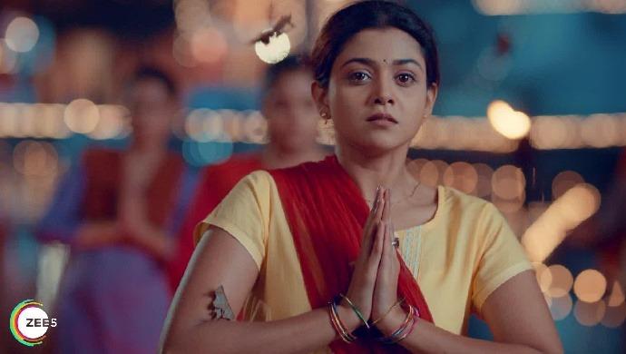 Tanvi Dogra as Swati in Santoshi Maa