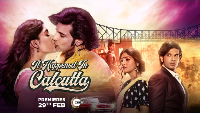 It Happened In Calcutta New Poster