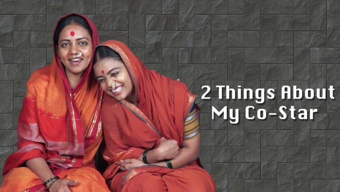 Neha Joshi and Sapna Devalkar from Ek Mahanayak - Dr. B R Ambedkar