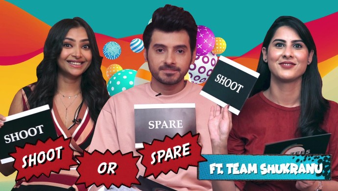 Team Shukranu Shoot Or Spare