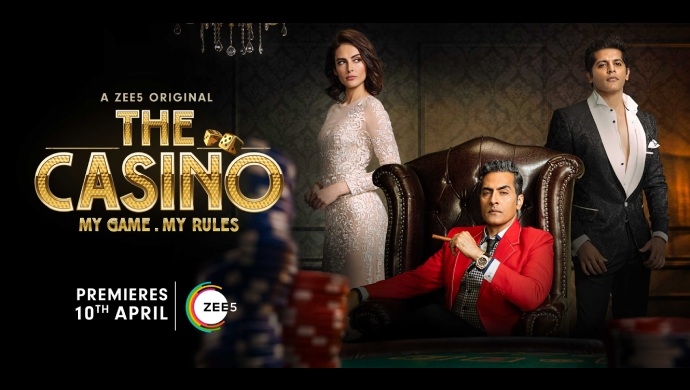 The Casino Poster