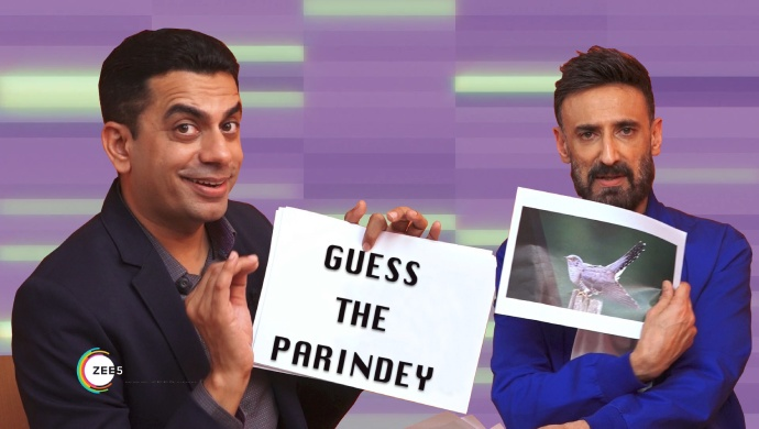 Operation Parindey Cast Plays Guess The Parindey