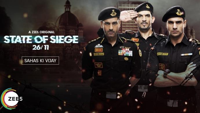 Sahas Ki Vijay from State of Siege on ZEE5