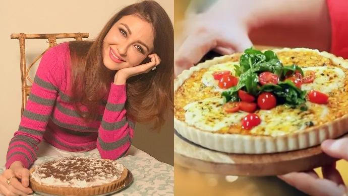 Saumya Tandon Loves Pie - Bhabi Ji