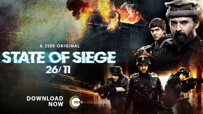 State of Seige series poster