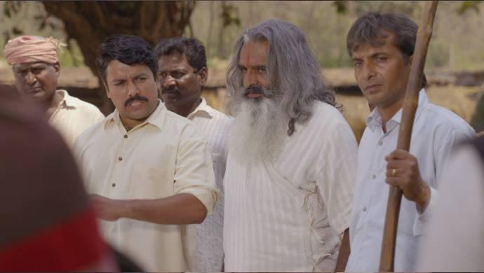 Still from Ek Mahanayak Dr. BR Ambedkar