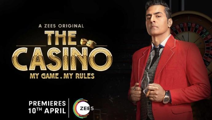 Sudhanshu Pandey In The Casino