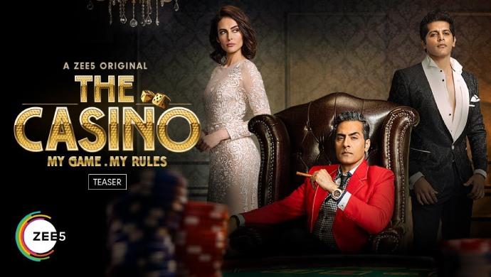 The Casino Teaser On ZEE5