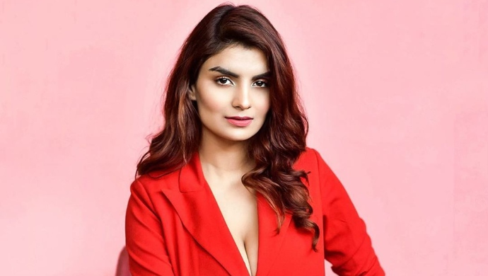 Anweshi Jain co-stars in Who's Your Daddy on ZEE5