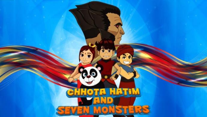 Chhota Hatim and Seven Monsters