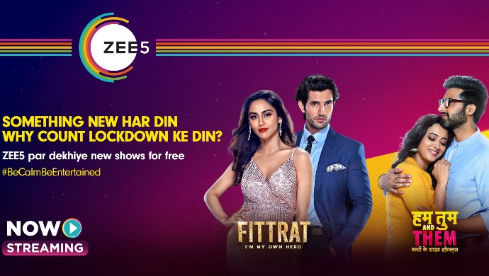 Fittrat and Hum Tum and Them for Free on ZEE5