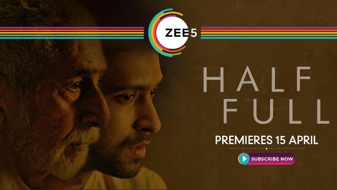 Half Full Short Film on ZEE5
