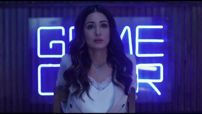 Hina Khan as Sam in Hacked