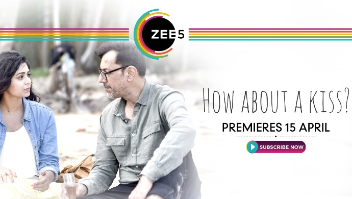 How About A Kiss Short Film on ZEE5