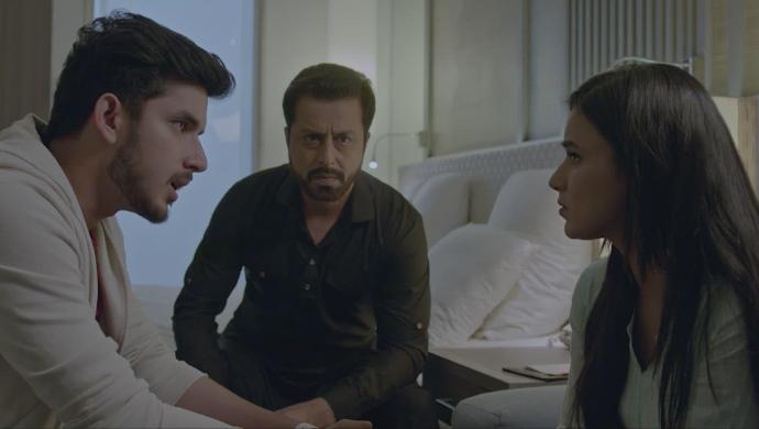 Still from Ishq Aaj Kal Series finale on ZEE5
