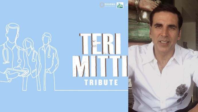 Teri Mitti Tribute to Doctors and Healthcare workers