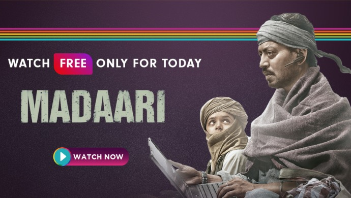 Watch Madaari On ZEE5 for free