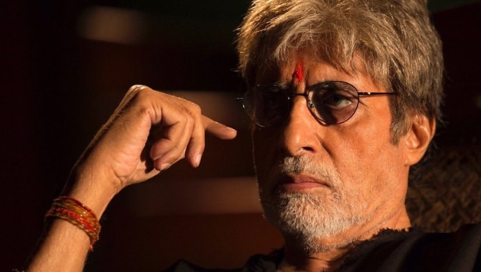 Amitabh Bachchan in a still from Sarkar 3
