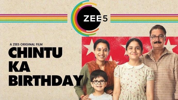 Chintu Ka Birthday on ZEE5