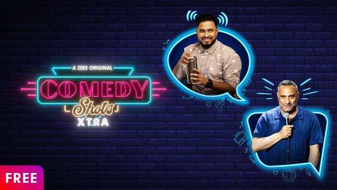 Comedy Shots Free On ZEE5