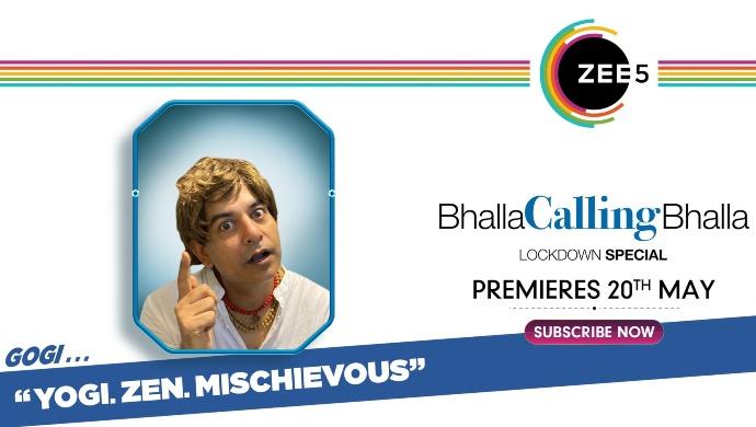 Gogi From Bhalla Calling Bhalla on ZEE5