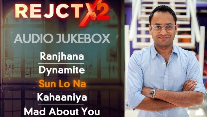REJCTX 2 music with Ashutosh Phatak