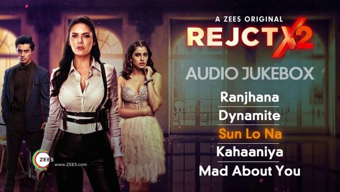 Rejctx Audio Jukebox on ZEE5