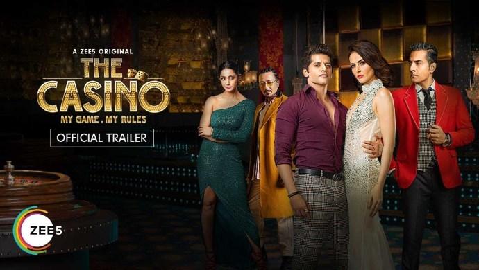 The Casino Trailer on ZEE5