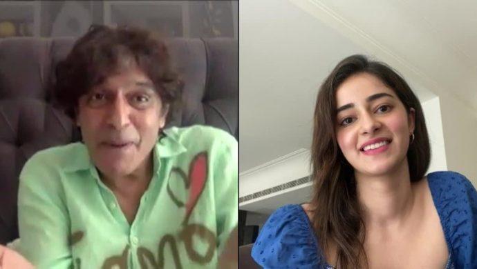 Chunky and Ananya Panday on Yaar Da Punch on ZEE5